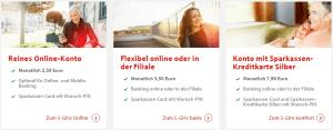 S-Giro Preise der KSK Soltau