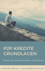 E-Book: Das 1x1 der P2P Kredite
