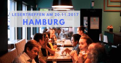 Lesertreffen Hamburg