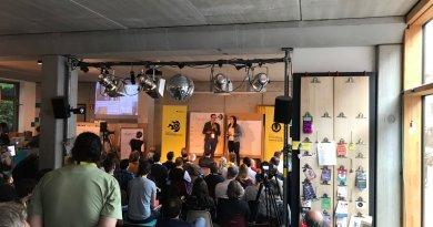 comdirect Finanzbarcamp in Hamburg 2018