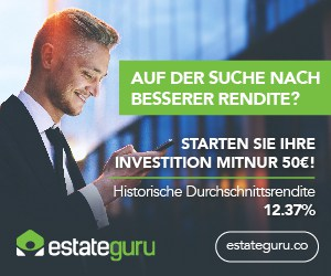 Estateguru Banner