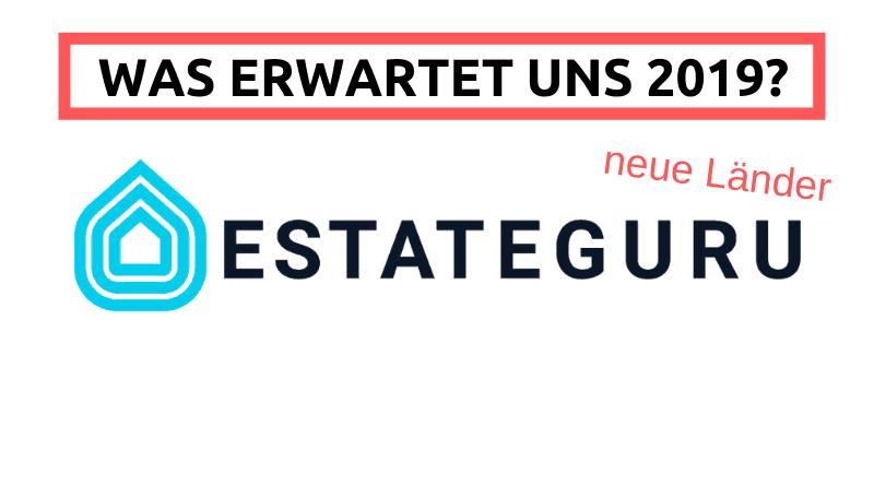 Estateguru 2019 was passiert mit den Ausfällen und was war 2018